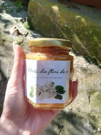 Dulceata flori soc, fara conservanti artificiali