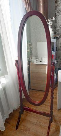 Продам зеркало напольное