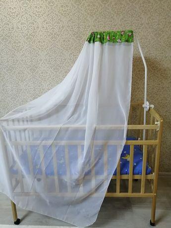 Продаётся детская кроватка (манеж)
