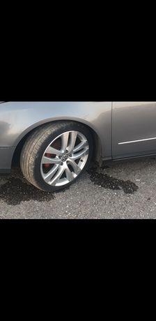 Jante/Roti Volkswagen 5x112 cu cauciucuri de vara 225.40.18