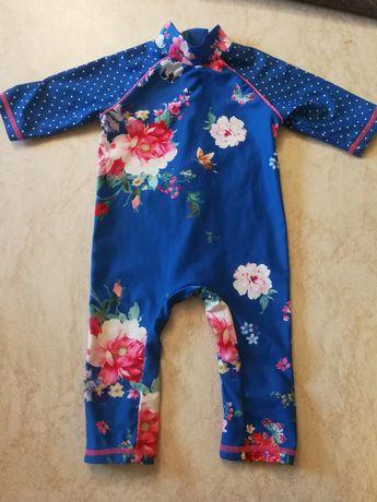 Costumas de baie fetita 3-6 luni