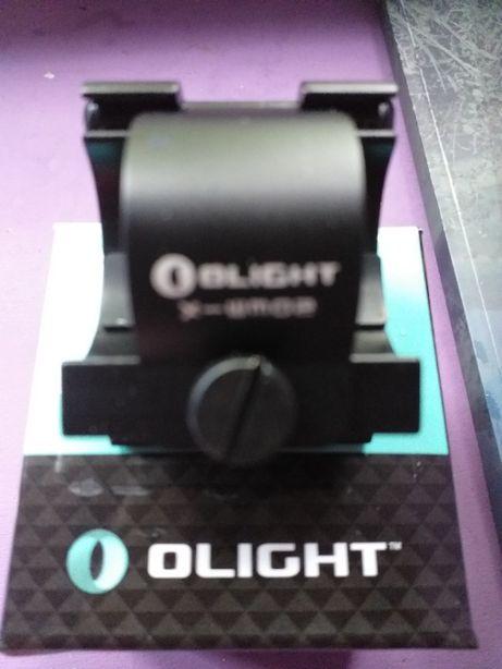 suport prindere magnetica 3,5cm lanterne pe arma