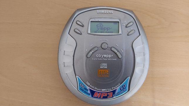 CD PLAYER Samsung mp3
