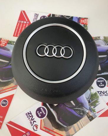 Audi a7 a8 d4 4h a6 c7 4g plansa bord kit airbag volan sofer pasager