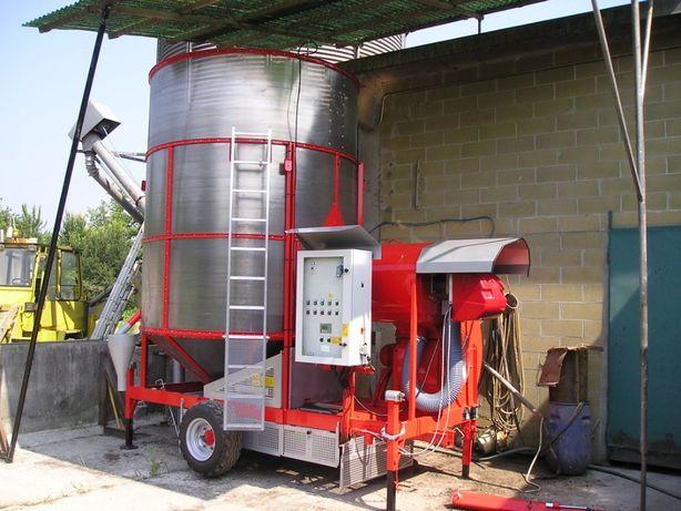 Мобильная зерносушилка FRATELLI PЕDROTTI BASIC 35