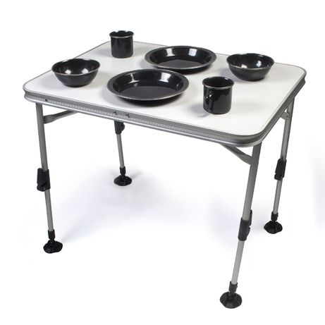 Къмпинг маса Kampa Element Table Large - Charcoal