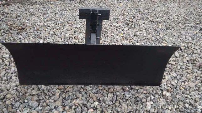 Plug lama de zapada 1.30 m pentru ATV motocultor, jeep tractor lopata