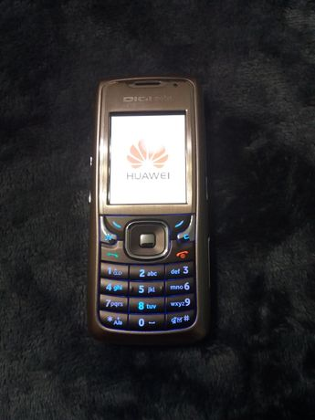 Telefon mobil Digi Huawei U120S ,nou,impecabil,bej-metalizat