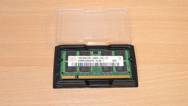 Memorie Laptop 1 / 2 GB