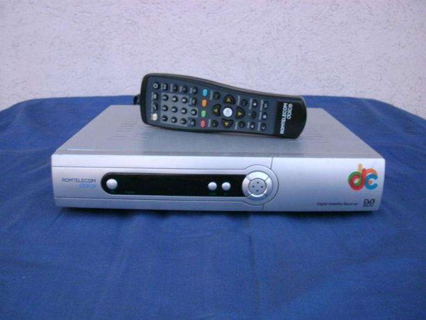 receiver decodor Romtelecom