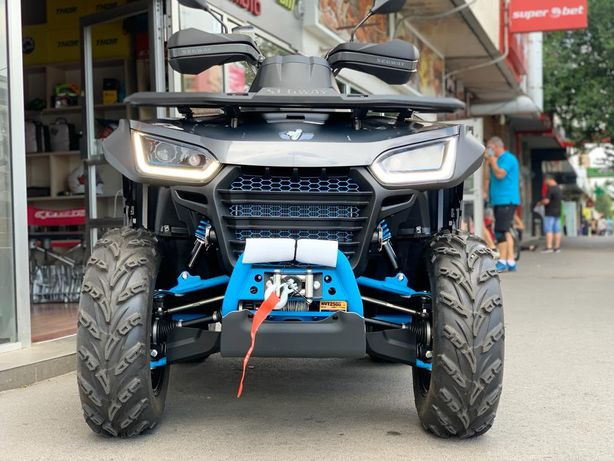 ATV Segway Snarler AT6 L 2021-Achizitie rate / leasing !