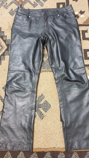 Pantaloni piele naturala barbati 50