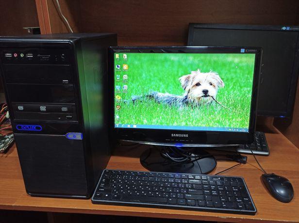 Компьютер Core i3 в сборе. В отличном состоянии.