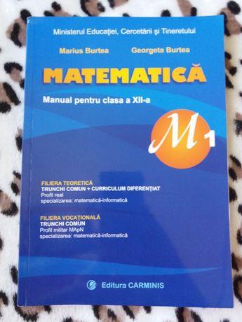 Matematica M1 clasa a XII-a