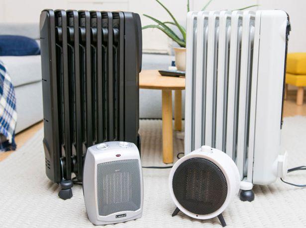 Масляный радиатор, обогреватели со склада, не сушит воздух, Дешево