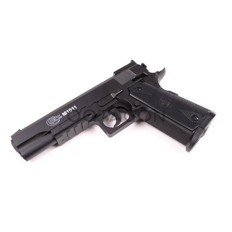 Pistol *MODIFICAT* Co2 (CU TEST DE PUTERE FACUT) Airsoft - Vezi Poze!!
