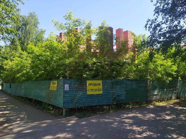 Продам перспективный участок с недостроенной коммерческой недвижимость
