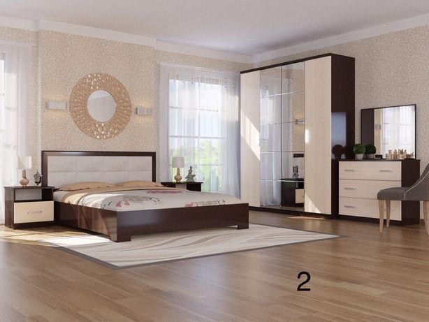 Спальный гарнитур Диана 4