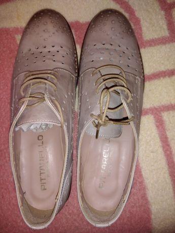Pantofi de dama bej
