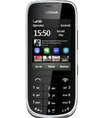 Nokia 203 Asha Dark