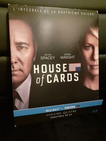 House of Cards sezonul 4