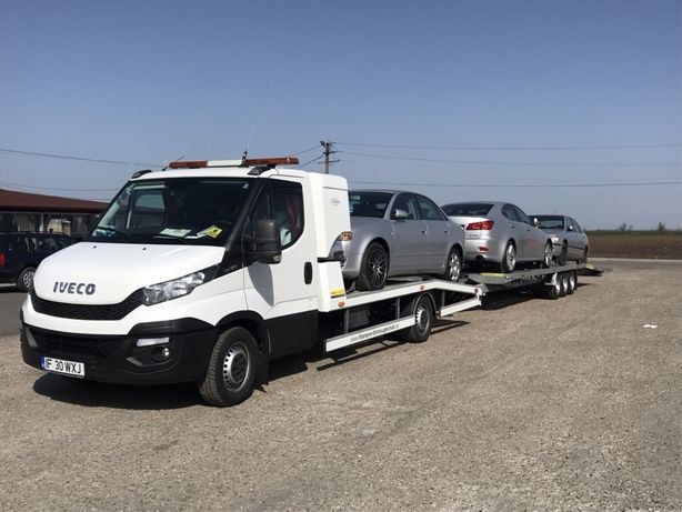 Transport auto Danemarca