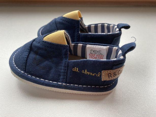 Pantofi Next 0-3 luni