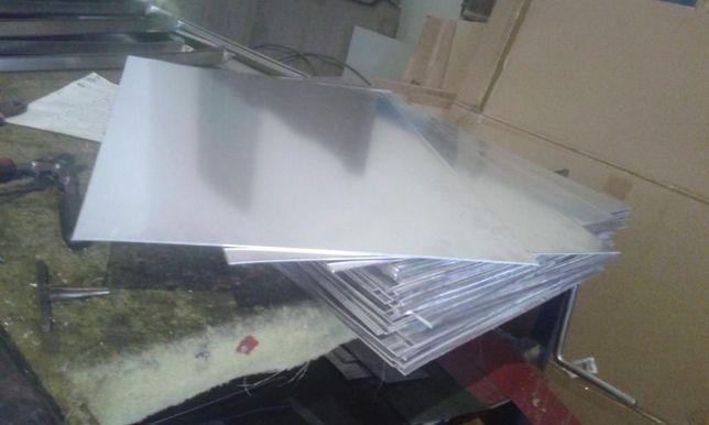 Plansete Aluminiu / Inox