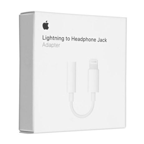 Adaptor Audio APPLE Lightning-Jack 3.5 mm iPhone 8 7 Xs Max XR 11 PRO