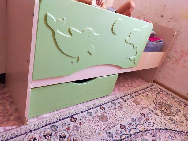 Продам кровать детские 3 шт