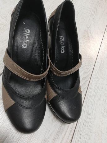 Турецкие кожаные туфли