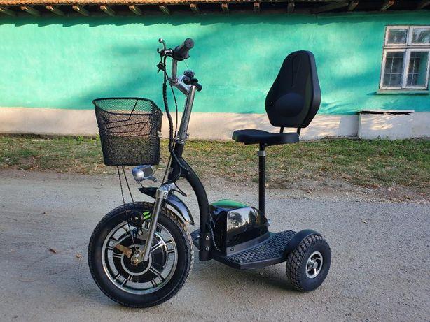 -45% Tricicleta electrica, 3 ani garantie, Factura, Scuter Electric