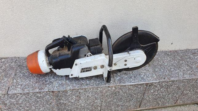 2x Stihl moto-fierastrau