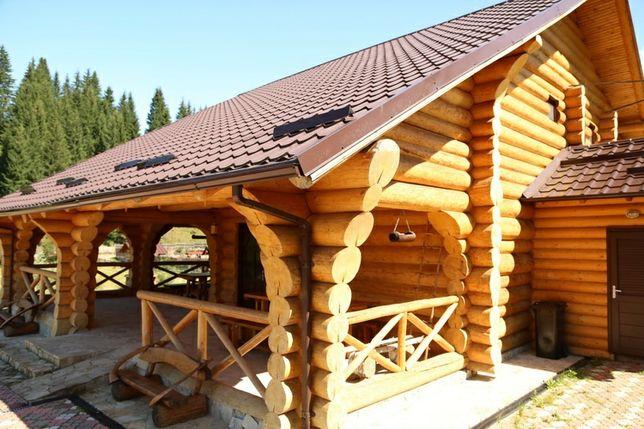 Montaj acoperișuri Tigla Metalica dulgherie mansardari
