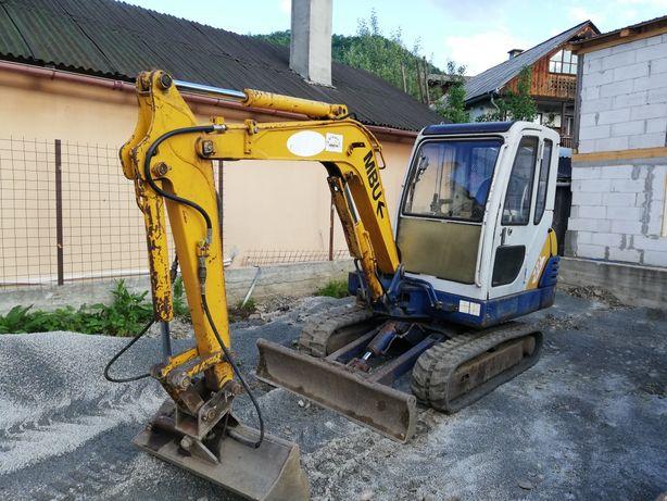 Miniexcavator MBU