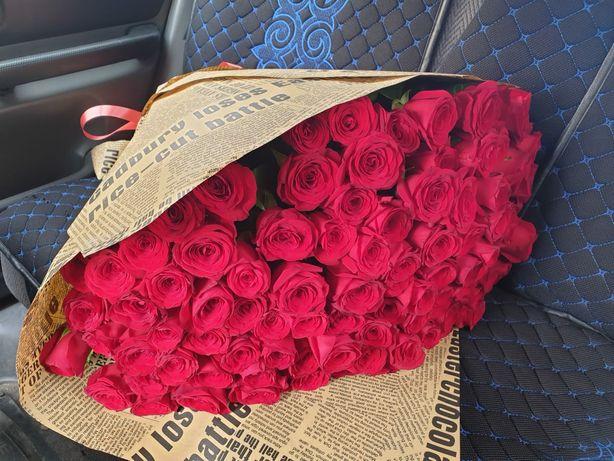 Доставка цветов в Астане