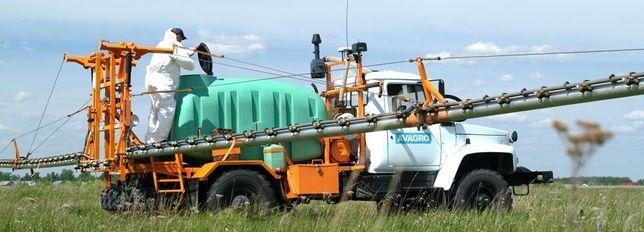 Продам самоходные опрыскиватели AVAGRO на базе (ГАЗ-33081 Садко).