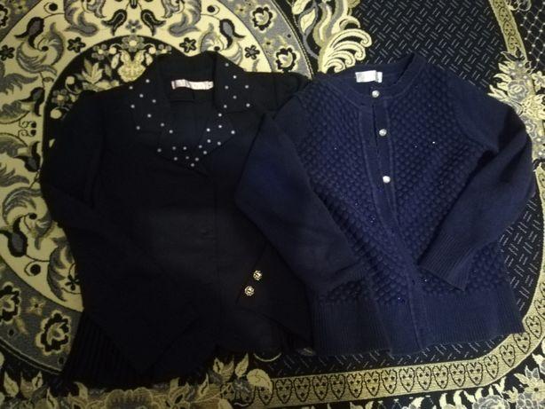 Школьный пиджак, кофта