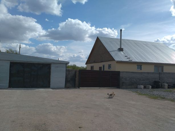 дом в пригороде нур-султан, в посёлке жалтырколь.