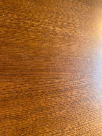 Masa jubilee, din lemn , finisaj nuc
