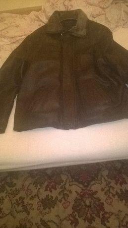 haina de piele naturala pt bărbați