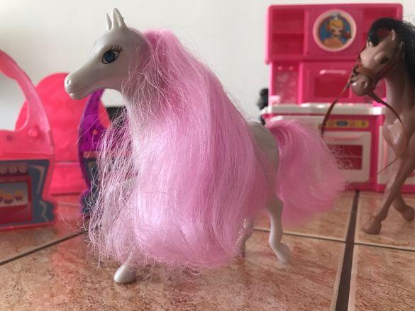 My little pony - комплект за игра - понита, детска кухня и др.