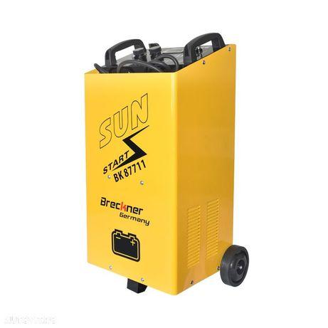 Robot pornire/Incarcator (redresor) baterie auto 12-24V 20-1000Ah 220V Breckner Germany Robot pornire/Incarcator (redresor) baterie auto 12-24V 20-1000Ah 220V