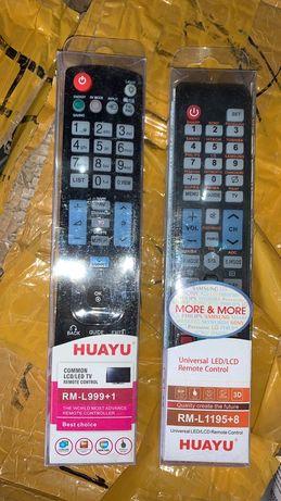 Пульты для телевизора LG, Samsung, Sony, Daewoo, Отау, триколр
