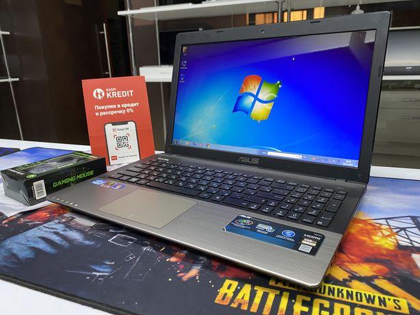 Ноутбук Asus Core i5-3210M/RAM 4GB/HDD 500GB/NViDiA GeForce 610M