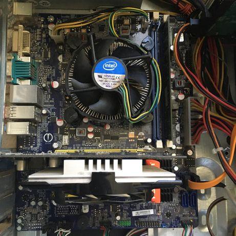 I5-2300 / 4gb RAM / gt620 2gb / HDD 500gb