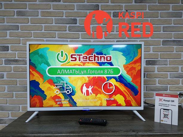 ТВ 81см Panasonic TX-32FR250W HD Рассрочка KASPI RED!Гарантия год!