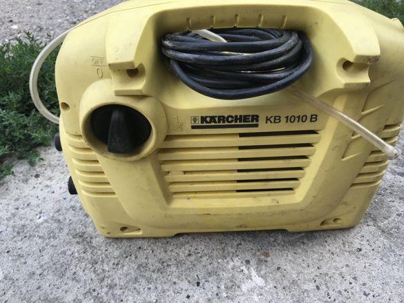 Водоструйка Kratcher 1010