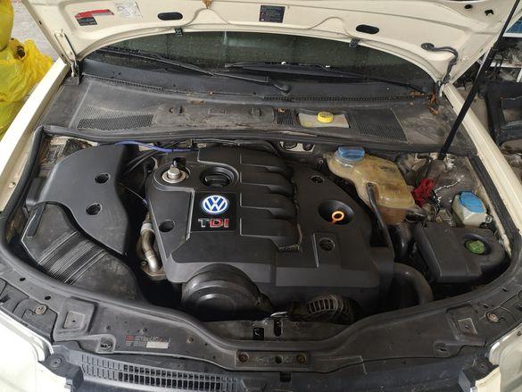 Двигател 1.9 tdi, audi, vw - 131к.с на части- audi a4, audi a6, passat