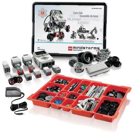 Продам набор EV3 по робототехнике
